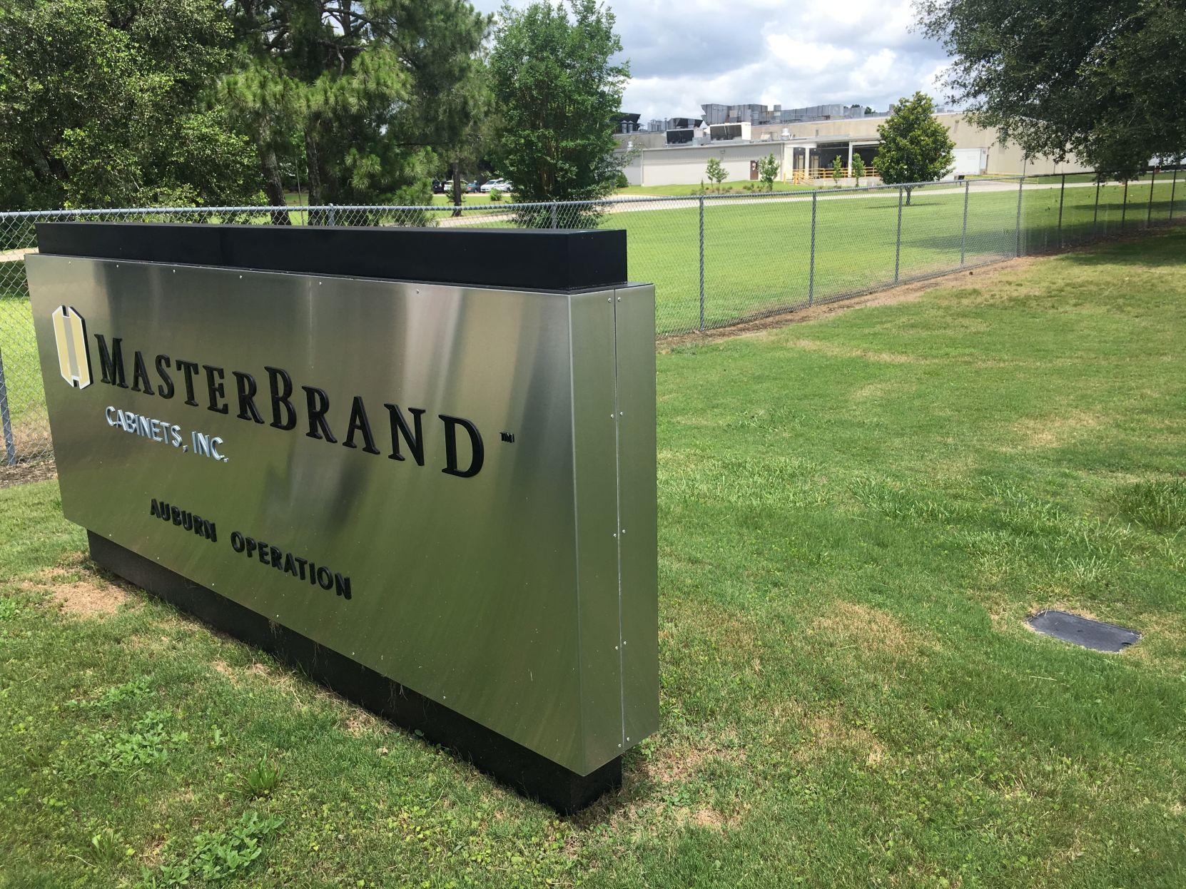 Masterbrand Cabinets Plant In Auburn