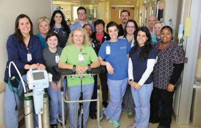 EAMC Continues to Improve Critical Care | EAMC Health