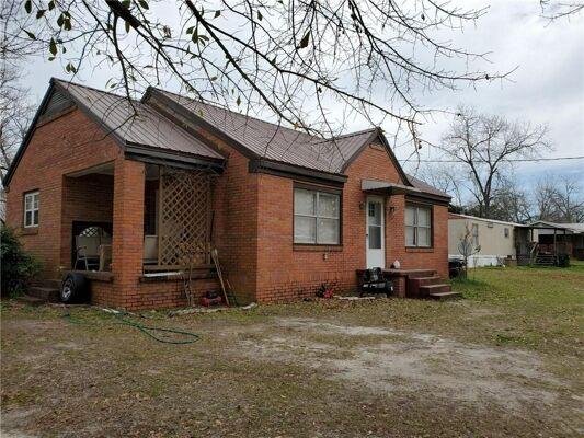 2 Bedroom Home in Notasulga - $50,000