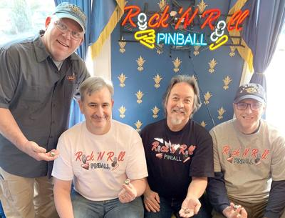 Rock n' Roll Pinball to come to downtown Opelika