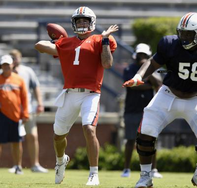 Auburn uses rare visit from SEC referees to simulate two-minute offense