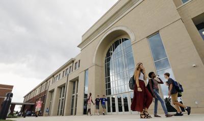 Auburn High first day (copy)