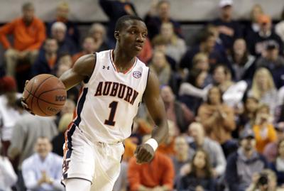 Auburn Guard Jared Harper Will Test Nba Draft Waters But