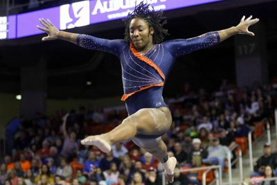 Auburn vs. Florida gymnastics