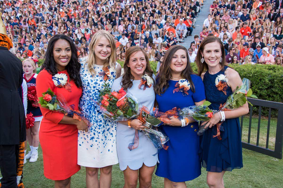 Auburn University homecoming 2016