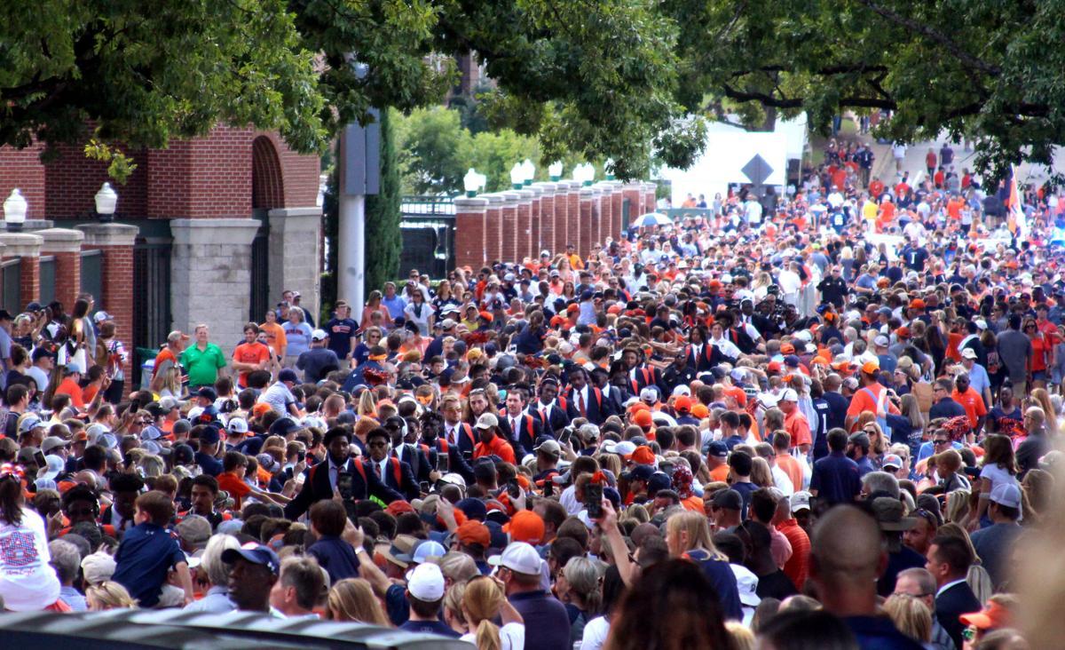Auburn vs. Southern Miss