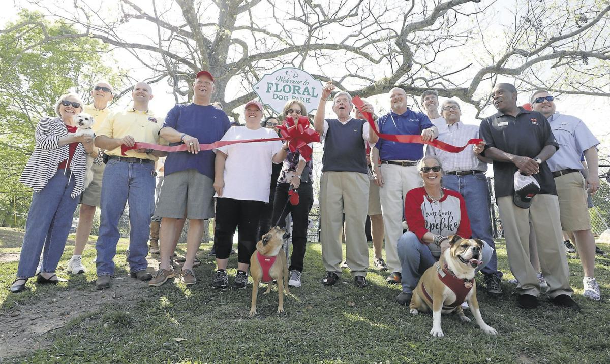 Opelikas First Dog Park Holds Grand Opening At Floral Park