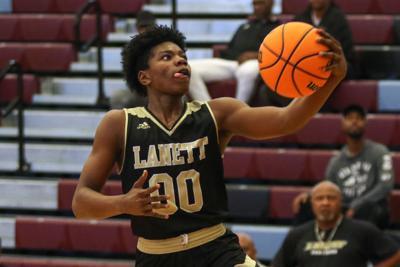 Lanett vs. Hardaway (Ga.) boys basketball