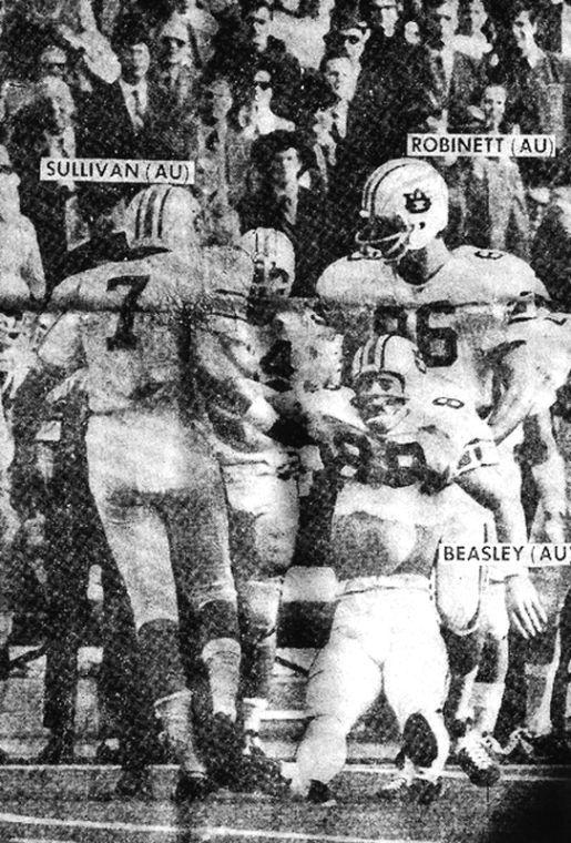 Iron Bowl 1970