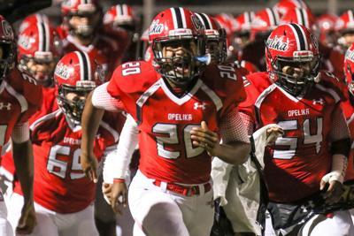 Opelika vs. St. Paul's Episcopal School high school football