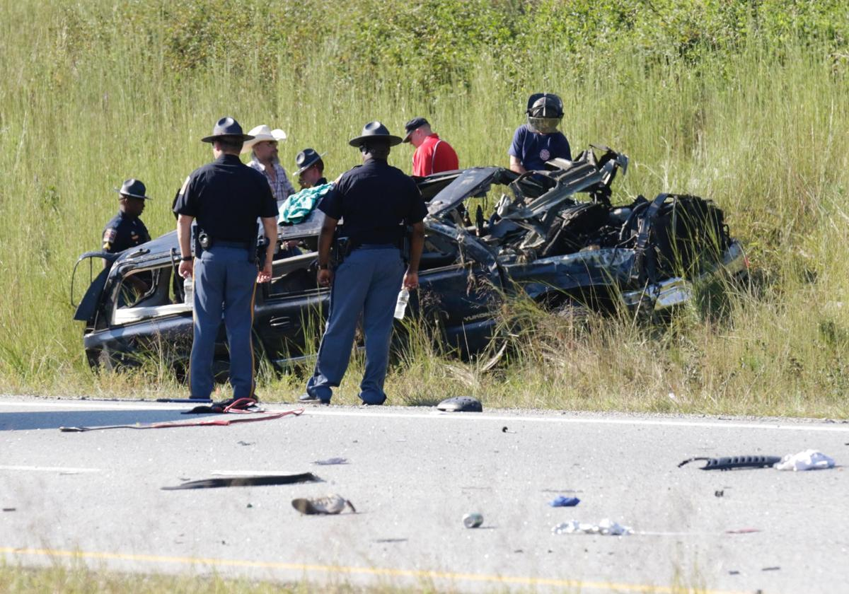 One dead following police pursuit, crash on U S  280 | News
