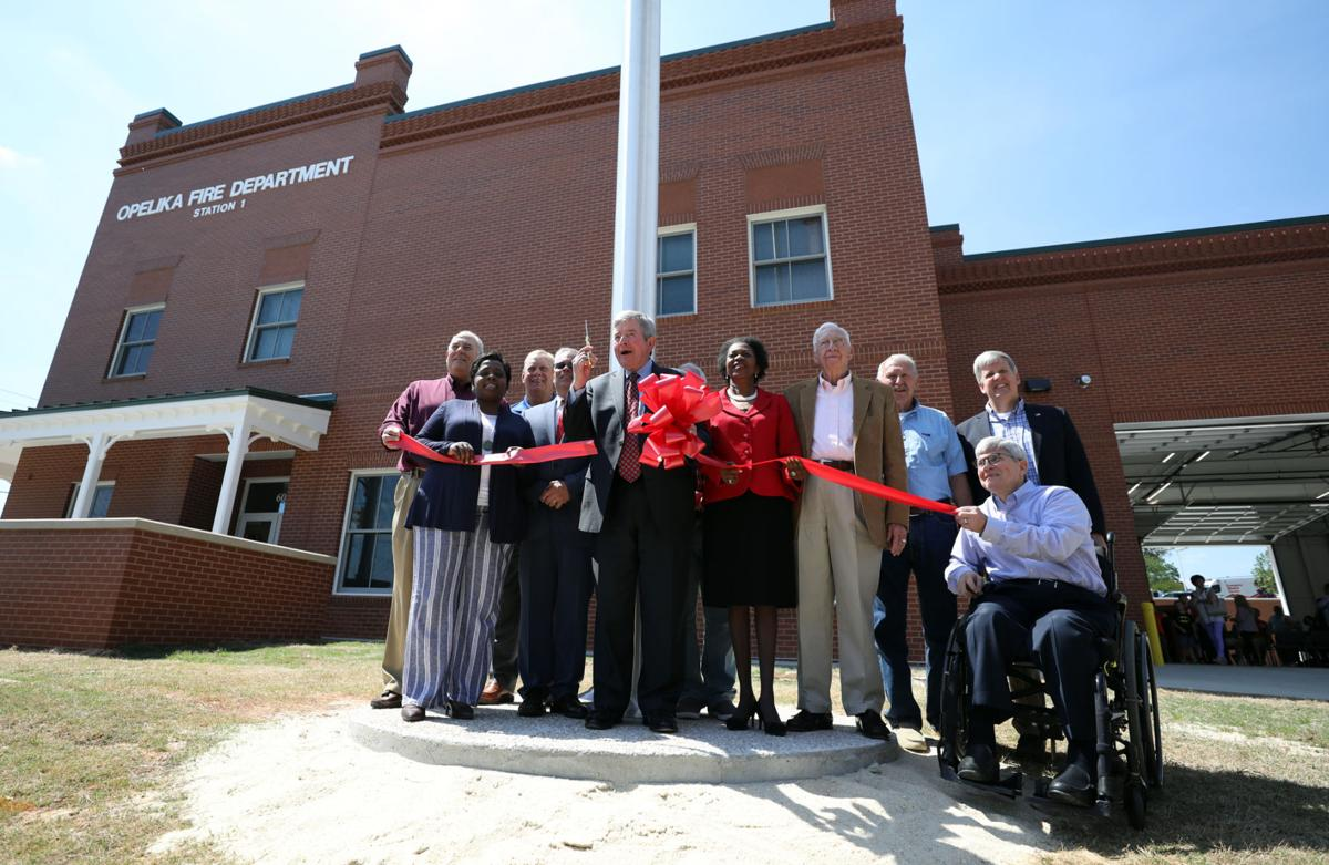 Opelika Fire Department's new fire station one