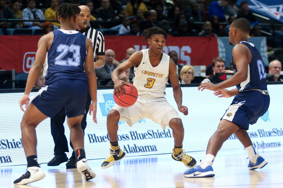 LaFayette vs Barbour County AHSAA Class 2A boys State Semifinals