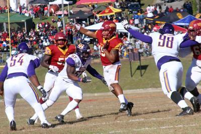 Tuskegee football vs. Miles College
