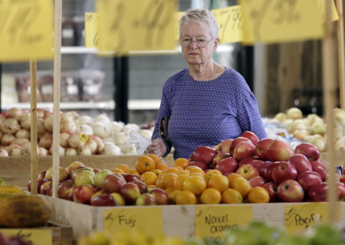 Appreciate Parkway Farmers Market