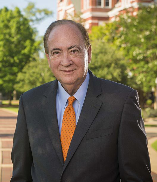 Auburn University President Jay Gogue