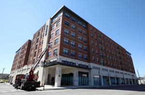 Two restaurants coming to Evolve building