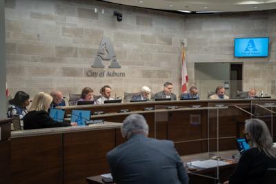 Auburn City Council