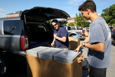 Auburn University move-in Aug. 15