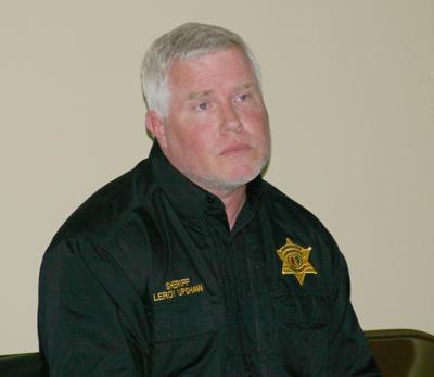Sheriff Leroy Upshaw (copy)