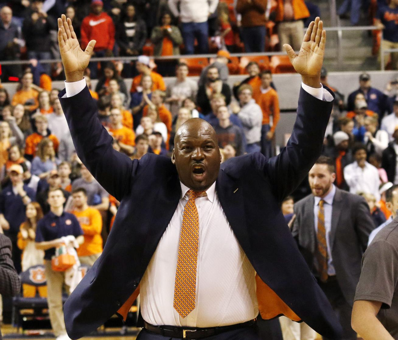 Auburn angry suspends Chuck Person without pay effective