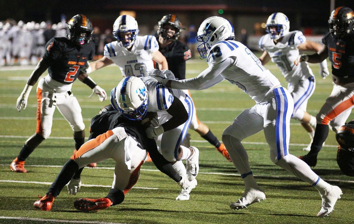 Auburn High vs. McGill-Toolen high school football
