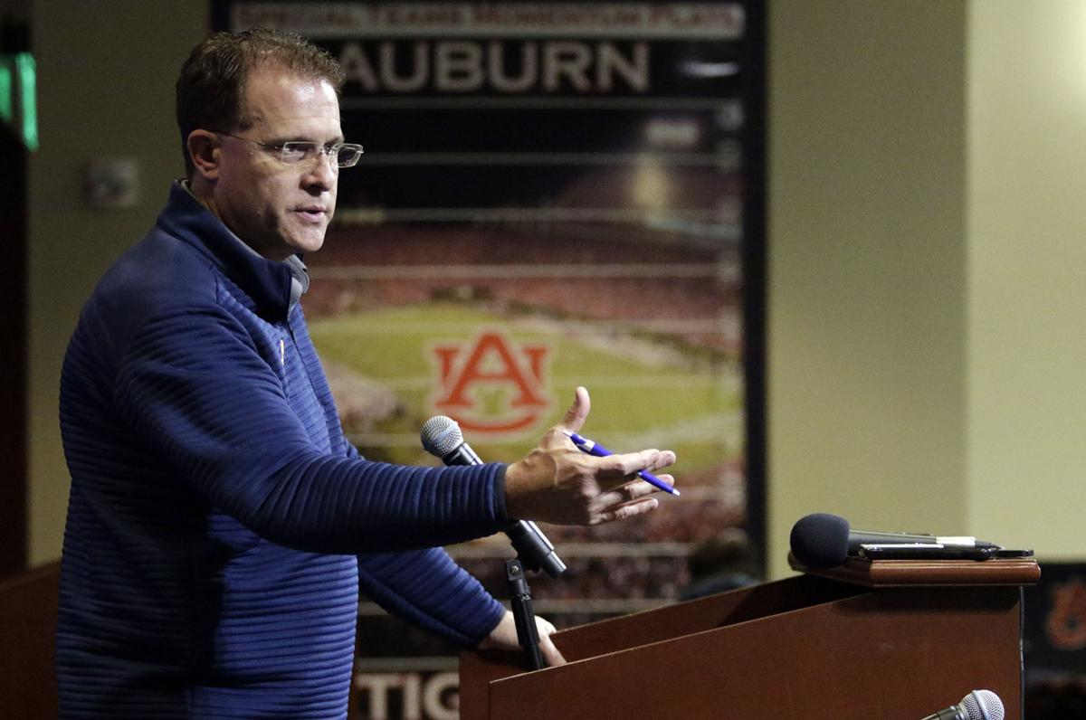 They ll be great players here at Auburn   Malzahn reviews each of the  Tigers  five new signees e0cd68b76