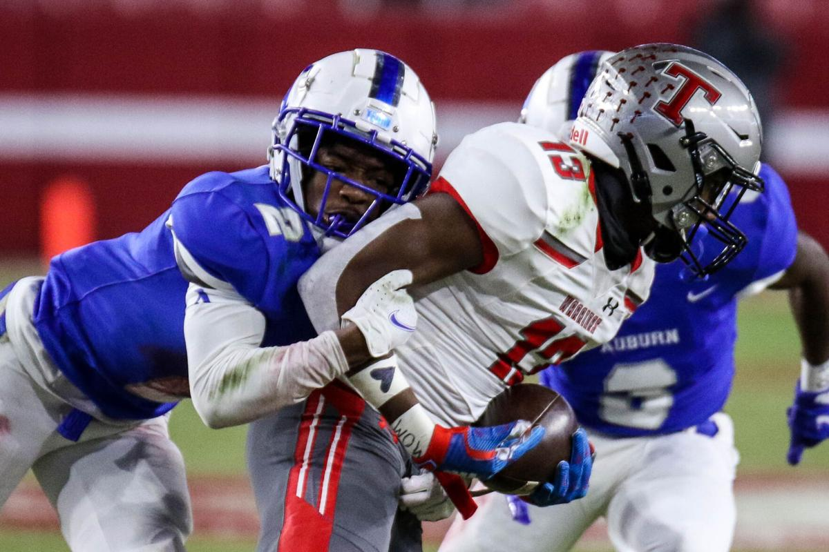Auburn High vs. Thompson AHSAA 7A football state championship (copy)