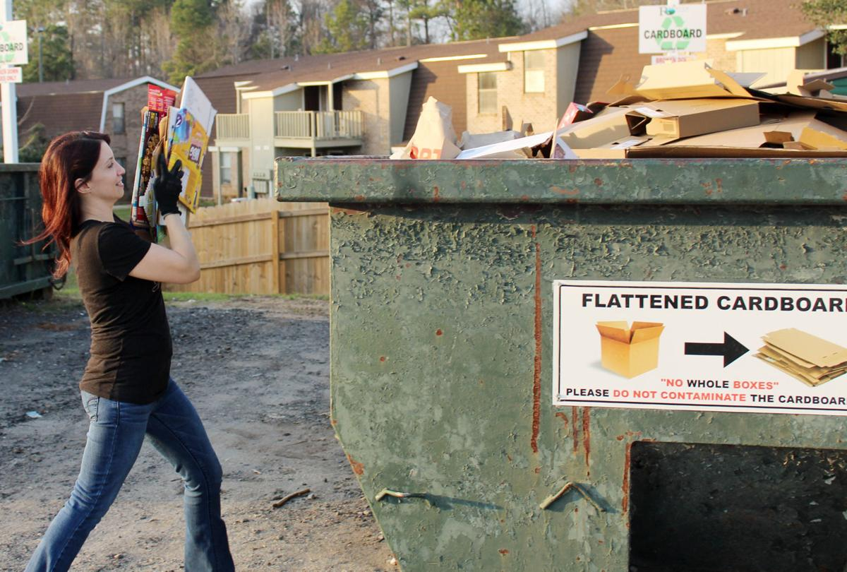 Auburn recycling