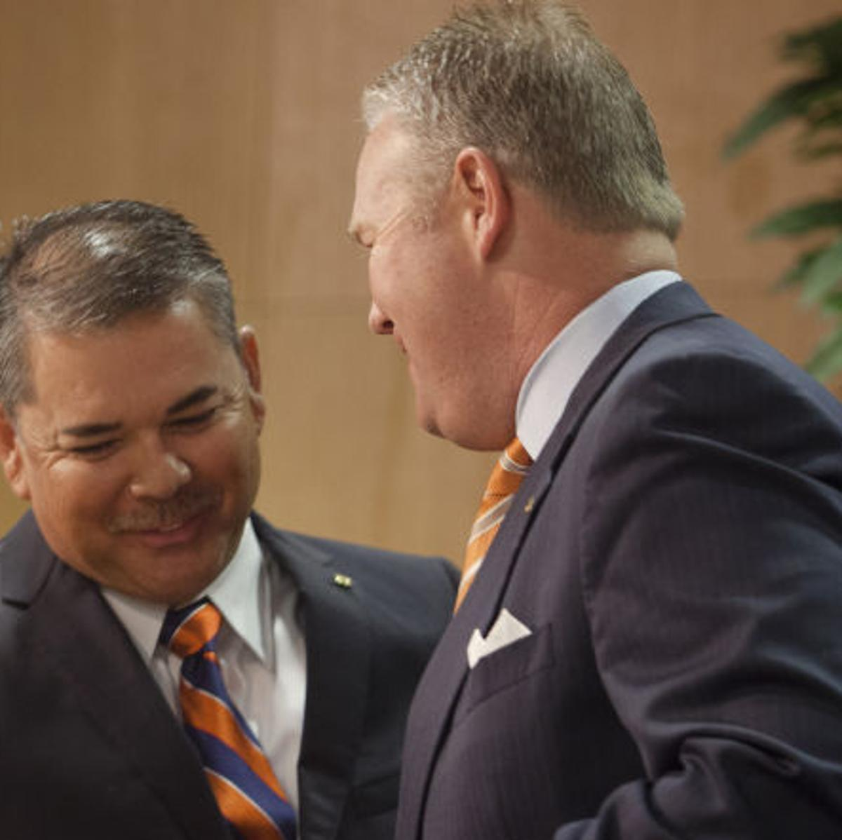 Auburn, Sunny Golloway reach settlement in wrongful termination