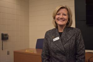 Tracie West leads final meeting as Auburn school board president