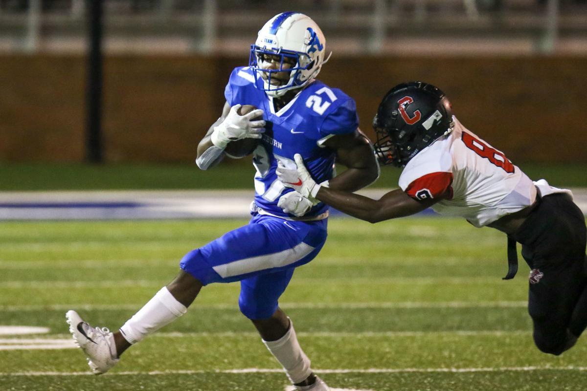 Auburn High vs. Central-Phenix City high school football