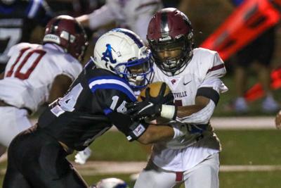 Auburn High vs. Prattville high school football
