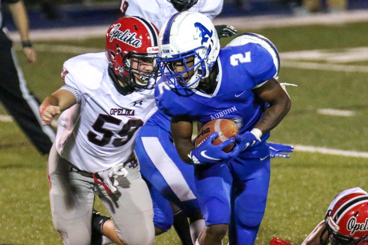 Auburn High vs. Opelika high school football