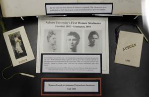 'Everyone has a story': University celebrating 125 years of Auburn women