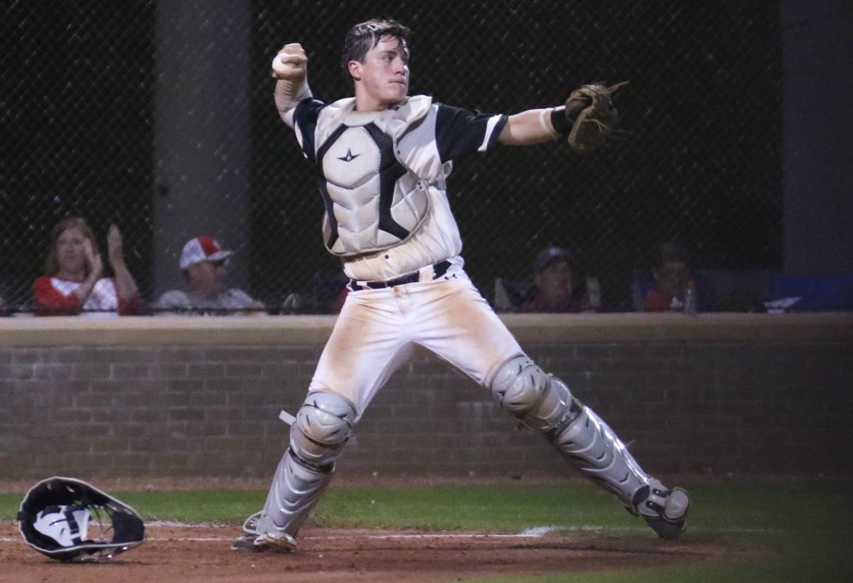 Opelika vs. Saraland high school baseball