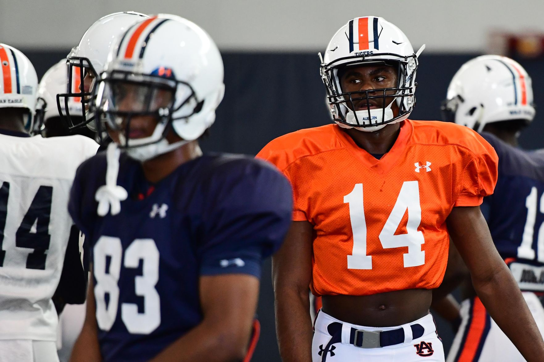 Stidham to start at QB for Auburn