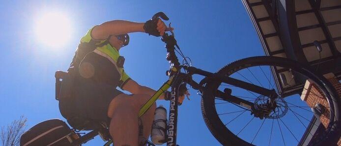 Auburn Police Bike Officer