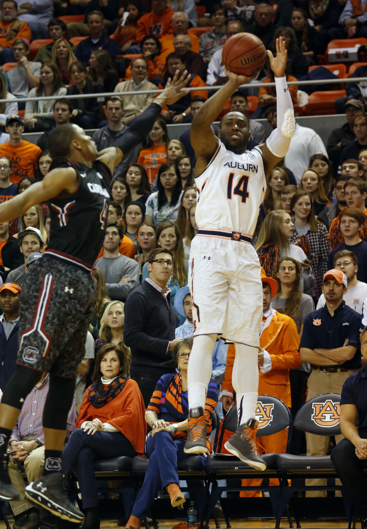 Tigers' Antoine Mason motivated by loss of great aunt | Auburn ...