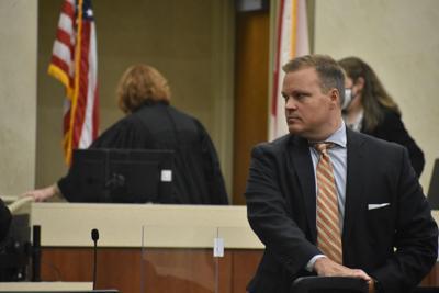 Lee County District Attorney Brandon Hughes (copy)
