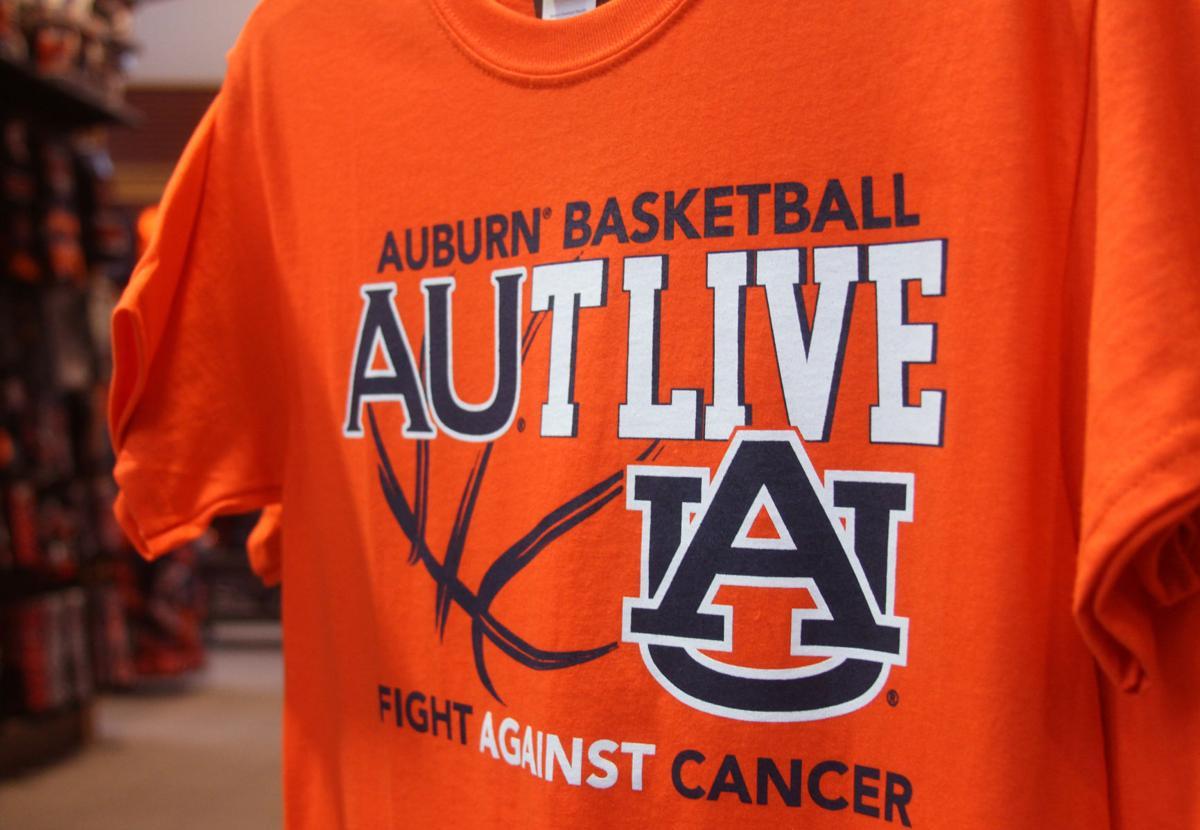2019 AUTLIVE Cancer T-shirt