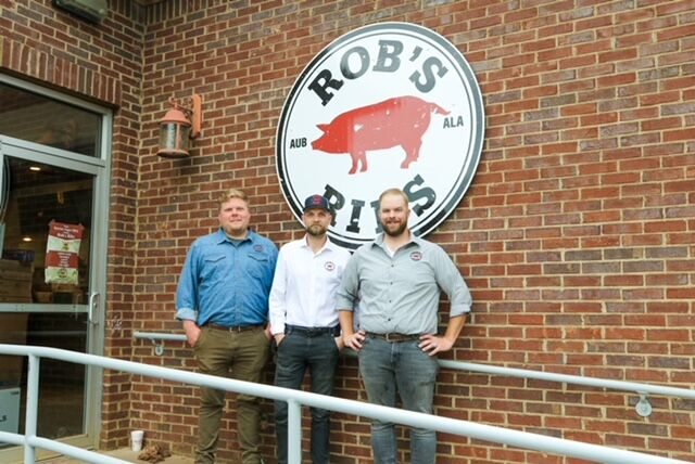 Rob's Ribs is coming to downtown Auburn