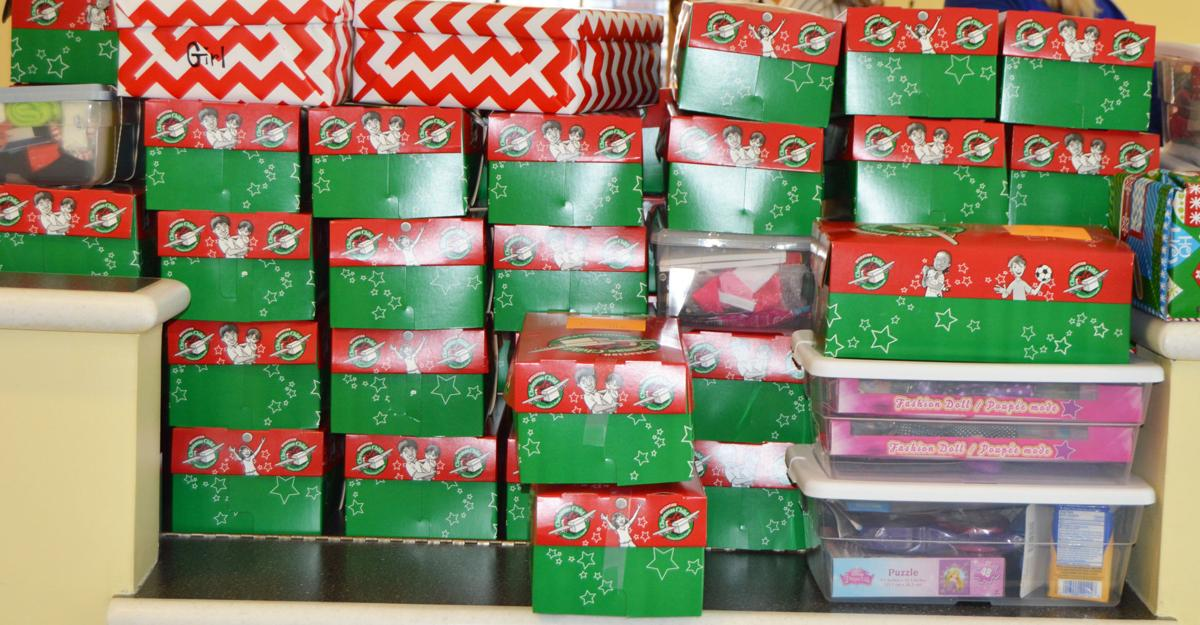 Operation Christmas Child Drop Off.Operation Christmas Child Drop Offs Accepted At Parkway