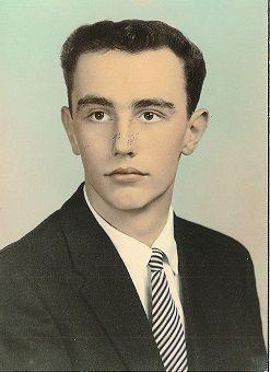 Cushman, Robert (Mr. Bob) George