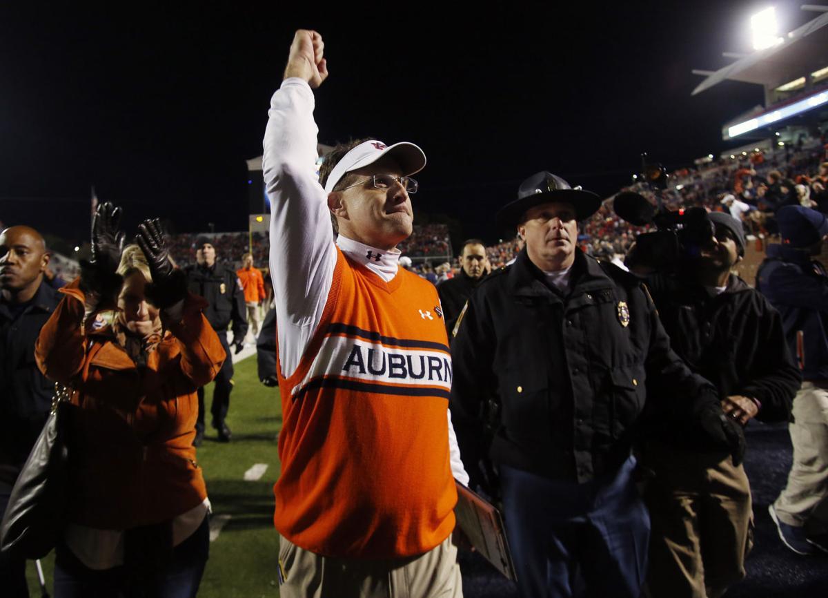 Auburn-Ole Miss to kick off at 11 a.m. | Auburn University ...