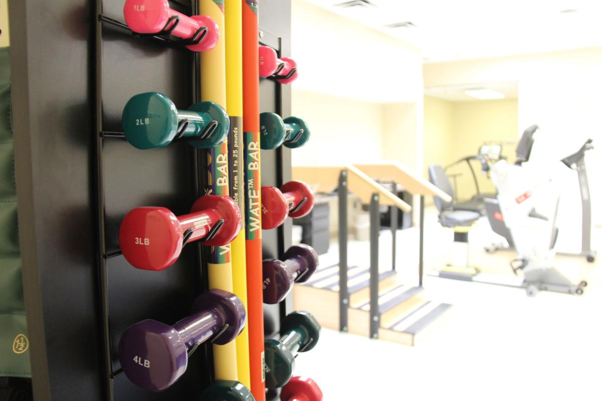 Free weights EAMC