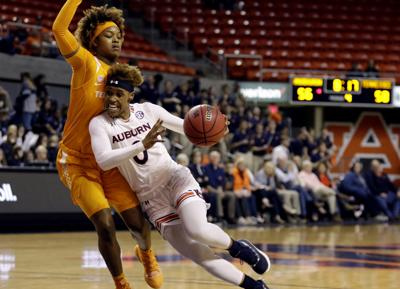 With New Pieces In New Places Auburn Women S Basketball
