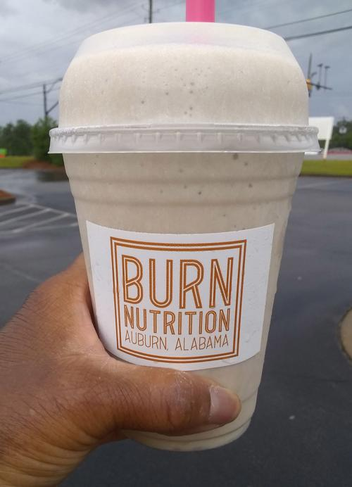 Good-for-you shakes at Burn Nutrition