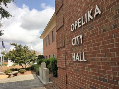 Opelika City Hall1