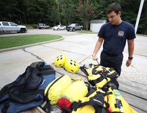 Auburn firefighters prep for water rescues